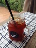 Chá do limão Imagem de Stock