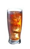Chá do limão do gelo imagens de stock