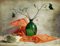 Chá do Linden Fotografia de Stock Royalty Free