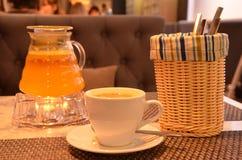 chá do Mar-espinheiro cerval Imagem de Stock
