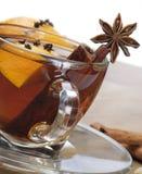 Chá do Natal Foto de Stock Royalty Free