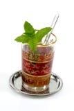 Chá do Spearmint Imagem de Stock Royalty Free