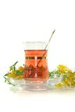 Chá do St. John fotografia de stock