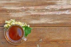 Chá do Tilia Fotografia de Stock Royalty Free