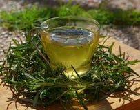 Chá dos alecrins imagem de stock royalty free