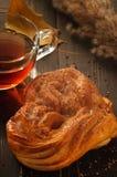 Chá e padaria Imagens de Stock