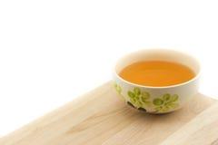 Chá em um copo Foto de Stock Royalty Free