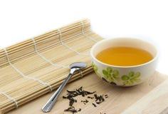 Chá em um copo Imagens de Stock Royalty Free