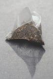 Chá em um saco de nylon Fotografia de Stock Royalty Free
