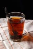 Chá em um vidro Imagens de Stock Royalty Free