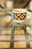 Chá em uma caneca Fotografia de Stock Royalty Free