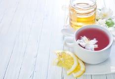 Chá erval Foto de Stock Royalty Free
