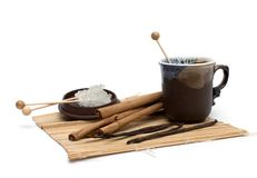 Chá erval & especiarias Foto de Stock Royalty Free