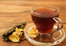 Chá erval e plantas secadas Imagens de Stock Royalty Free