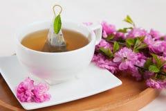 Chá floral Imagens de Stock