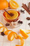 Chá floral Foto de Stock