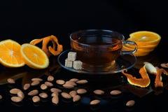 Chá floral Fotografia de Stock