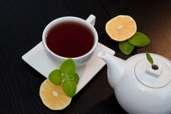 Chá floral Fotografia de Stock Royalty Free