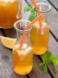 Chá gelado Fotos de Stock
