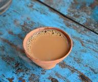 Chá indiano fotografia de stock royalty free