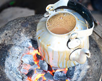 Chá indiano imagem de stock royalty free