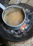 Chá indiano imagens de stock