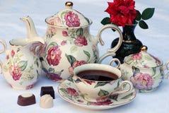 Chá inglês Fotos de Stock Royalty Free