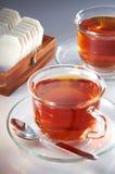 Chá inglês fotografia de stock