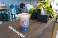 Chá & Juice Taipei Yongkang Store da bolha de Bobii Frutii fotografia de stock royalty free