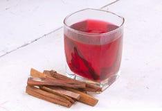 Chá mexicano do logwood Fotografia de Stock