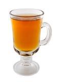 Chá no copo irlandês Fotografia de Stock