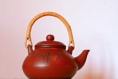 chá no estilo chinês foto de stock