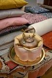 Chá no estilo de C4marraquexe Fotografia de Stock Royalty Free