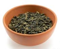Chá no potenciômetro Fotos de Stock Royalty Free