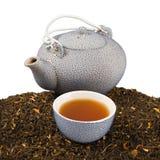 Chá oriental Foto de Stock Royalty Free