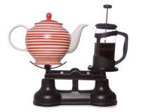Chá ou café Imagem de Stock