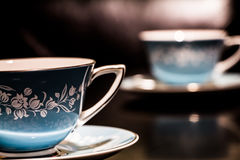 Chá para dois Imagem de Stock Royalty Free