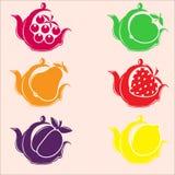Chá perfumado ilustração do vetor