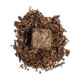 Chá Plutônio-Erh Imagens de Stock