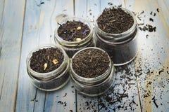 Chá preto Foto de Stock Royalty Free