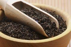 Chá preto Fotografia de Stock