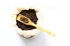 Chá preto imagem de stock