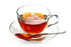 Chá preto do copo. Imagem de Stock Royalty Free