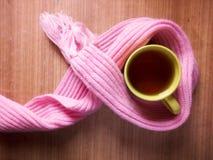Chá quente Imagens de Stock