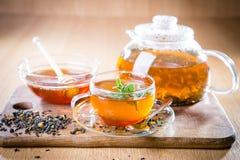 Chá quente imagem de stock royalty free
