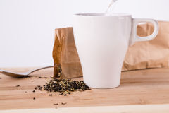 Chá sortido foto de stock royalty free