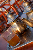 Chá tradicional da hortelã Imagens de Stock