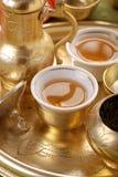 Chá turco Imagem de Stock Royalty Free