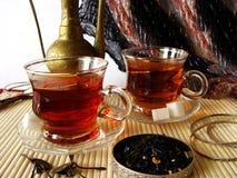 Chá turco Imagens de Stock