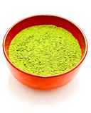 Chá verde Fotografia de Stock